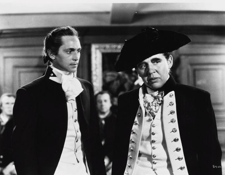 charles-laughton-and-franchot-tone-in-mutiny-on-the-bounty-1935